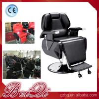 Quality Black color hair equipment barber salon furniture chairs hair dresser chair for salon for sale