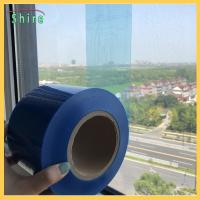 Blue Color Temporary Protection Window Film Temporary Protection Film Manufactures