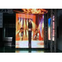 P5.2 SMD3528 HD Indoor Full Color Led Display Advertising 12mm Thickness Manufactures