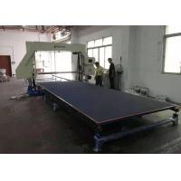 Sofa Factory Sponge Horizontal Cutting Machine Speed Can Adjustable Manufactures