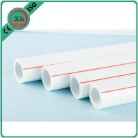 China PPR Plumbing Systems Plastic PPR Pipe Drinking Water Supply Fusion Welding on sale