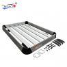 Universal Aluminium Alloy Roof Rack Basket Silver / Black Color F005 Mb Model Manufactures