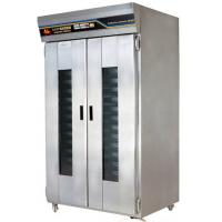 Silver Two Baking Carts industrial baking ovens 0~50℃ 2.1KW 1320*920*2080 Manufactures