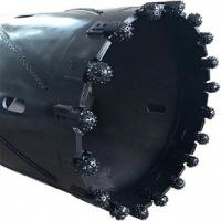 Hard Formation Rotary Drilling Tools Black Color Anti Wear Stage Breaking Manufactures