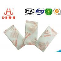 China Multifunctional Calcium Chloride Desiccant 5g DMF Free For Ocean Protection on sale