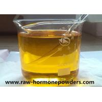98% Assay Injectable Boldenone Undecylenate Steroids / Musle Growth Hormone Yellow Liquid Manufactures