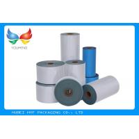 Printable 45mic PVC Shrink Bottle Sleeve Labels Film 1000mm Max Width For Cosmetics Manufactures
