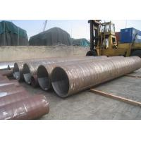Grade P92 P91 Hot Rolled Structural Steel Pipe/ Tubing Heavy Wall Thickness Manufactures