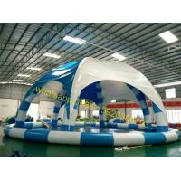 Quality inflatable dome tent pool for sale for sale