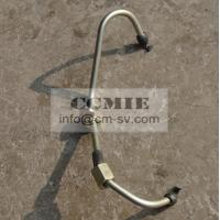 WEICHAI Engine OEM Spare Parts High Pressure Fuel Injection Pipe 612600080634 Manufactures