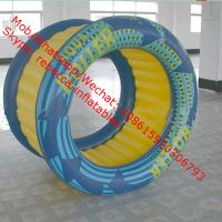 CE Certification Inflatable Water Roller In water park Manufactures