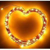 Quality Customized DIY Solar LED String Lights Quick Installation For Business Decoration for sale