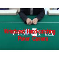 Wristband Hand Catching Poker Camera Cheat Device For Poker Analyzer System Manufactures