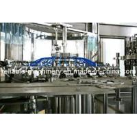 5~10L Reliable Machinery Automatic 3in1 Water Filling Production Line (CGFA) Manufactures