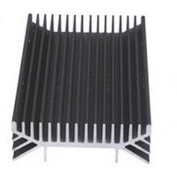 Anodized / Pwoder Painted Aluminum Extrusion Profiles Cutting Drilling CNC Machining Manufactures