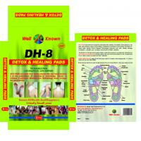 bamboo vinegar detox foot patch Manufactures
