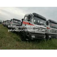 China Beiben north benz 380hp camion tracteur power star haulage truck head low price for export Manufactures
