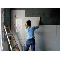 Environmental Construction Acrylic Tile Adhesive Water Based / Metal Roof Tile Adhesive Manufactures