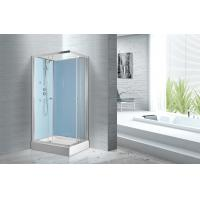 Multi Function Rectangular Shower Cabins For Star Rated Hotels / Supermarket