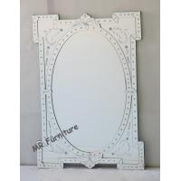 Special Shape Silver / Gold Venetian Mirror For Home / Hotel Decoration Manufactures