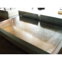anti finger / oiled / Passivated G40 - G90 zinc Hot Dipped Galvanized Steel Sheet / sheets Manufactures