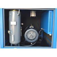 China Guided - Rotor Belt Driven Quiet Air Compressor Rotary For Textile Machinery on sale
