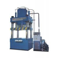 7.5KW  Hydraulic Metal Press Machine ,  Moveable Pedestal Power Press Hydraulic Machine Manufactures