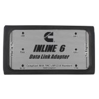 2018 8.3 Latest Software Version Truck Diagnostic Tool Cummins INLINE 6 Data Link Adapter With High Quality Manufactures