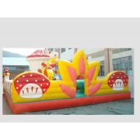 Durable Commercial Grade Inflatable Sports Games  PVC Tarpaulin Inflatable Play Toy Manufactures