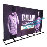 China 1000 Nits Digital Advertising Display Screens , P2.5 HD Movie Poster Display on sale
