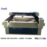 Sheet Metal Laser Cutting Machine , Co2 Laser Cutting Equipment Low Energy Waste Manufactures