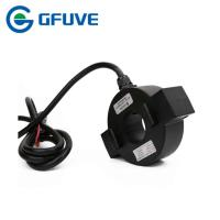 200A Outdoor Split Type Current Transformer For Cable Fault Monitoring , Class 0.5 Manufactures