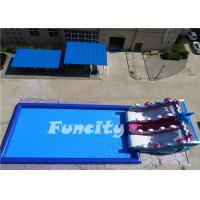 7 Years Life Span Big Inflatable Pool Water Park Equipment For Amusement Park Manufactures