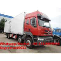 China liuqi Brand 4*2 LHD 10tons cold room truck for sale, Factory sale best price Liuqi refrigerator van truck Manufactures