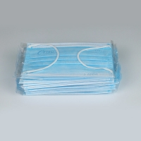 Personal Heath Care 99% BFE 3 Ply Non Woven Face Mask Manufactures