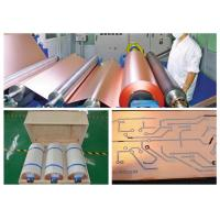 0.035mm Low Profile PCB Copper Foil For Flexible Copper Clad Laminate Manufactures