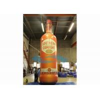 Quality Colorful Giant Inflatable Beverage / Inflatable Product Replicas With Digital Printing for sale