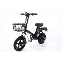 City Riding Lithium Electric Bike Instead Of Walking With Long Continued Mileage Manufactures