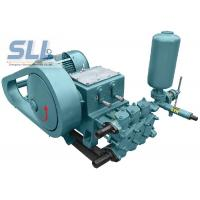 High Efficient Electric Mud Pump / Small Mud Pump Environmental Operation Manufactures
