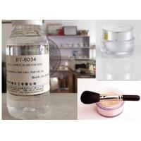 Cosmetic Care Caprylyl Methicone / Low Viscosity Silicone Oil Improve Spreadability BT-6034 Manufactures
