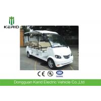 China 48V Adult Electric Recreational Vehicles With Vacuum Tire / 4 Wheel Electric Car on sale