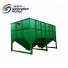 Hexagonal Honeycomb PP Tube Settler , Green Carbon Steel Lamella Clarifier Manufactures