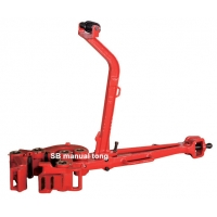 """3 1/2""""~13 3/8"""" Handling Tools Type SB Manual Tongs For Oil Drilling Manufactures"""