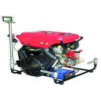 Two Stage Special Vehicles Portable Fire Water Pump Highest Lift 145m Manufactures
