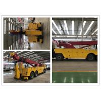10 × 4 Drive VOLVO Road Wrecker Truck External Dimension 11342 × 2500 × 3710 Manufactures