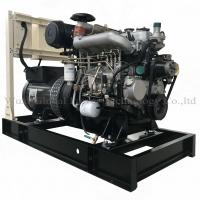 Electronic KOFO Open Generator Set Sea Water Cooling Brushless Genset With 3 Phase 4 Wires Manufactures