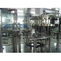 Quality Washing Filling Capping Food Filling Machine Three In One 5000bph - 7000bph for sale