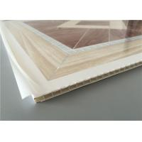 Quality Light Weight Pvc Wall Tile Panels , Suspended Ceiling Tiles For Bathrooms for sale