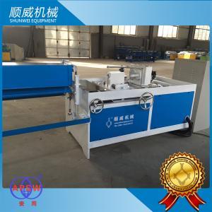 3 Meters Semi Automatic Chain Link Mesh Machine Curve Edge / Twist Edge Manufactures