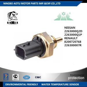 For Renault Dacia Nissan 8200720768 226300007R water temperature sensor Manufactures